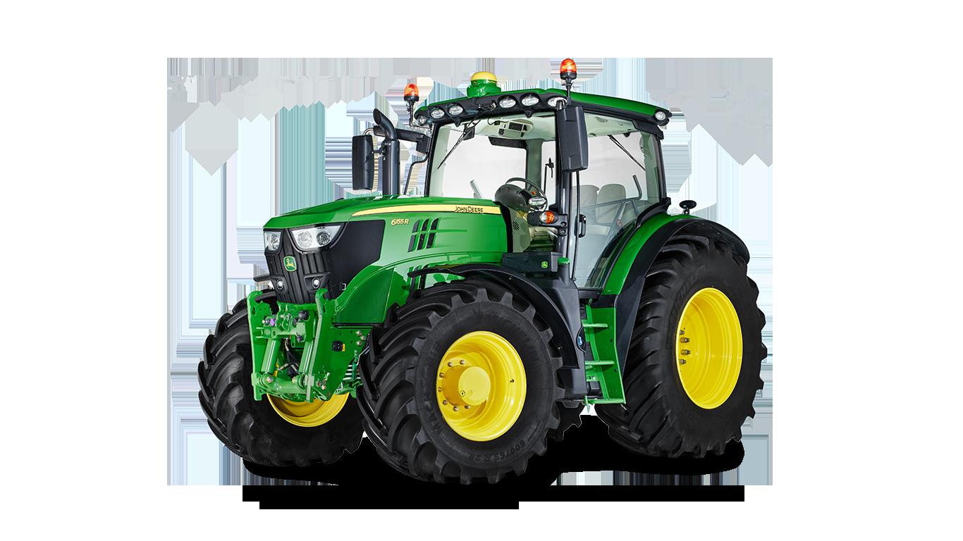 6155R | 6R Küçük ve Orta Boy Çatkılı Traktörler | John ...
